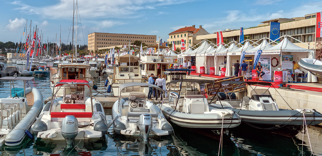 Slikovni rezultat za croatia boat show